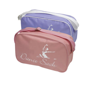 TAPPERS & POINTERS SHOULDER BAG WITH DANCE SACK LOGO Bags & Holdalls Tappers and Pointers