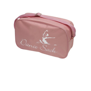 TAPPERS & POINTERS SHOULDER BAG WITH DANCE SACK LOGO Bags & Holdalls Tappers and Pointers Pink