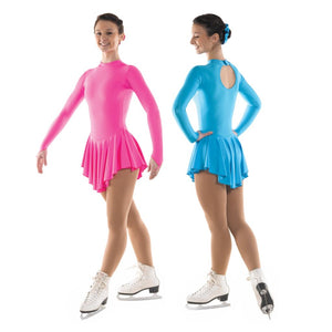 TAPPERS & POINTERS SKATE/1 LYCRA ICE SKATING DANCE DRESS Ice Skating Tappers and Pointers