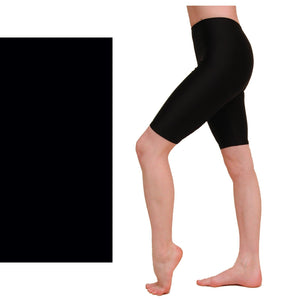 TERRIE - CYCLE SHORTS Dancewear Dancers World Black 00 (Age 2-4)
