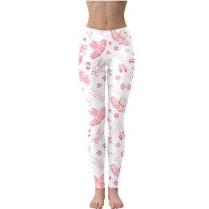 Tutu Print Leggings Leggings Click Dancewear Full Length Leggings X-Small