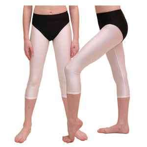 ZOE - HI-CUT DANCE PANTS WITH FULL BACK Children's Dancewear Dancers World