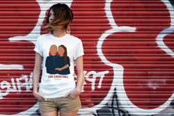 Tee-shirt LOVE & BASKETBALL