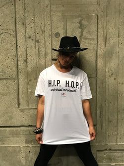 "Tee-shirt ""Hip Hop, Universal Movement"""