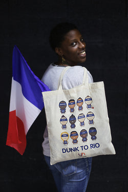 Totebag DUNK TO RIO