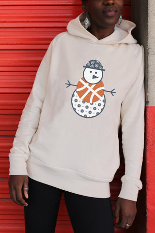 Hoodie WINTER BASKETBALL