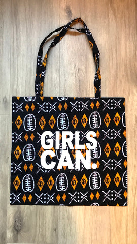 Totebag GIRLS CAN