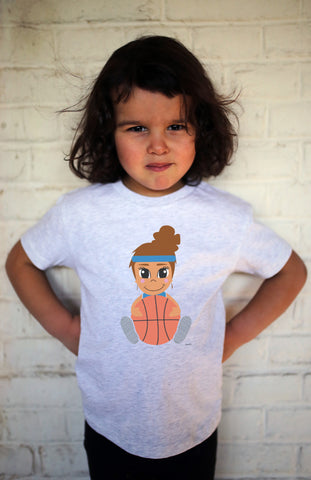 Tee-shirt KIDS & BASKETBALL