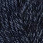 Plymouth Encore Worsted Yarn in the color Bluejeans Mix 403