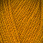 PLymouth Encore Worsted Yarn in the color Golden Glow 460