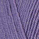 PLymouth Encore Worsted Yarn in the color Medium Lavender 1033