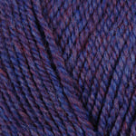 Plymouth Encore Worsted Yarn in the color Ivy Blue Mix