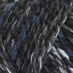Plymouth Encore Mega Colorspun Yarn in the color Charcoal 7160
