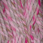 Plymouth Encore Mega Colorspun Yarn in the color Pink Taupe 7162