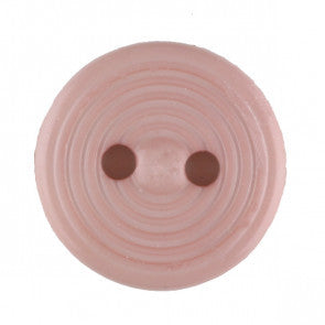 Pink Button 13mm
