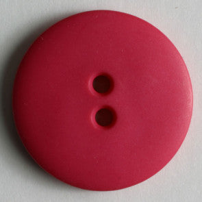 Pink Fashion Button 15mm
