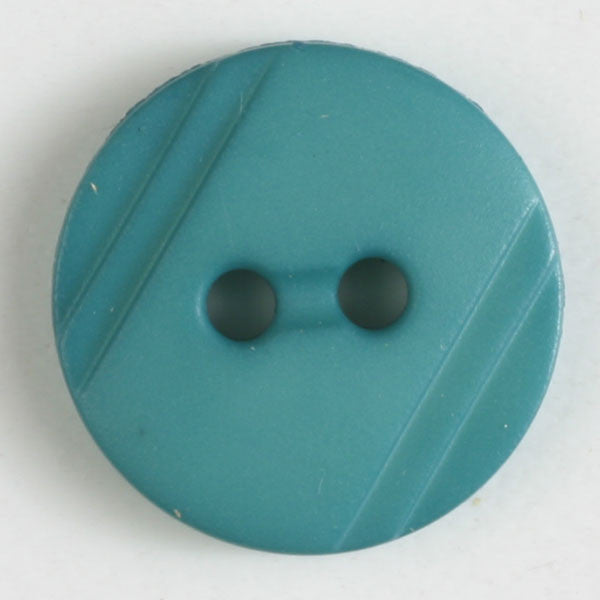 Shirt Button - Teal Green