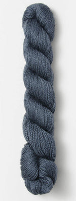 Alpaca Silk Yarn in the color 127 Blue