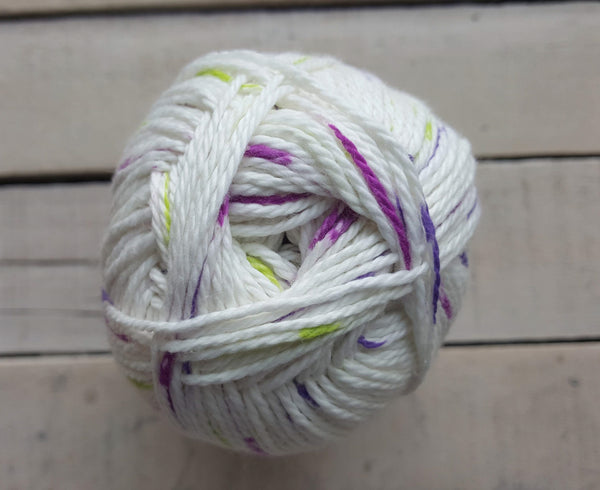 King Cole Cottonsoft Candy DK Yarn in the color Key Lime