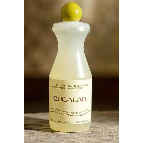 Eucalan No Rinse Delicate Wash 16.9 fl.oz. (500ml)