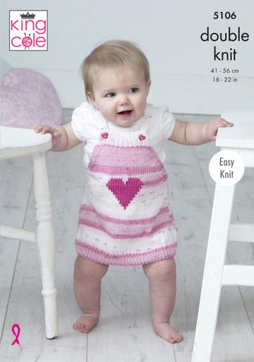 King Cole Pattern 5106