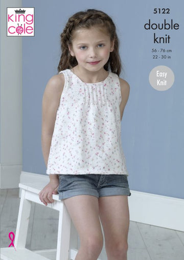 King Cole Pattern 5122