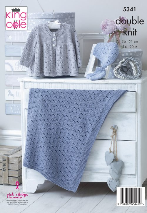 King Cole Pattern 5341