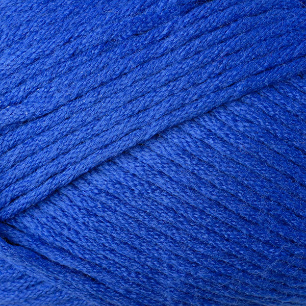 Berroco Comfort Chunky Yarn in the color Primary Blue