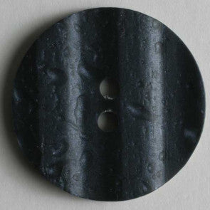Navy Blue Fashion Button 18mm