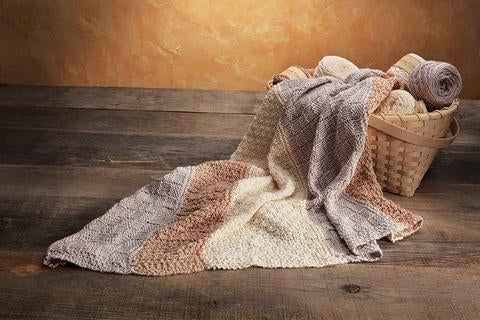 Pick-A-Knit Baby Blanket Kit from Appalachian Baby