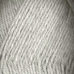 Plymouth Encore Worsted Yarn in the color Light Grey Heather 6007