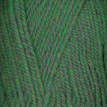 Plymouth Encore Worsted Yarn in the color Emerald Heather 0687