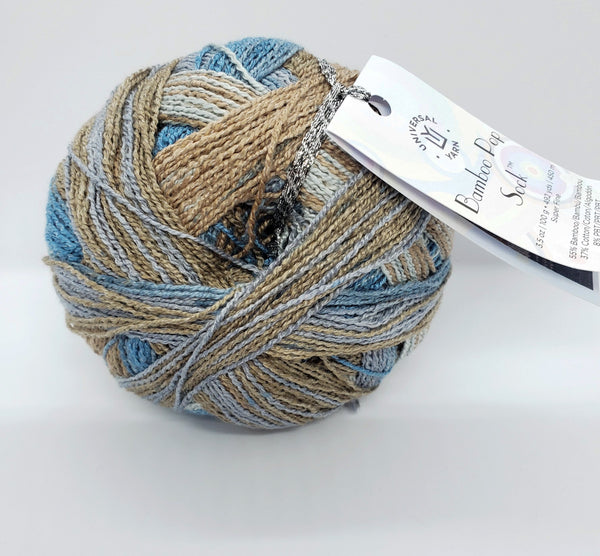 Bamboo Pop Sock Yarn in the color 503