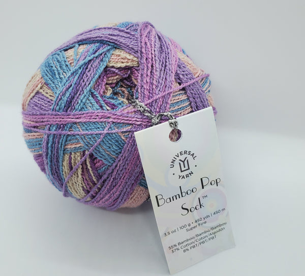 Bamboo Pop Sock Yarn in the color 506