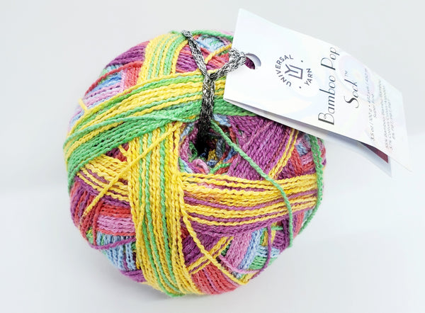 Bamboo Pop Sock Yarn in the color 508
