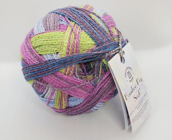 Bamboo Pop Sock Yarn in the color 507