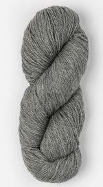 Blue Sky Fibers Woolstok Yarn in the color Storm Cloud (medium gray)
