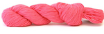 HiKoo Cobasi yarn in the color Cotton Candy (pink)