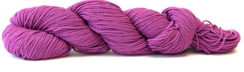 HiKoo Cobasi yarn in the color Posy Petals