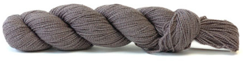 HiKoo Cobasi yarn in the color seattle sky (grey)
