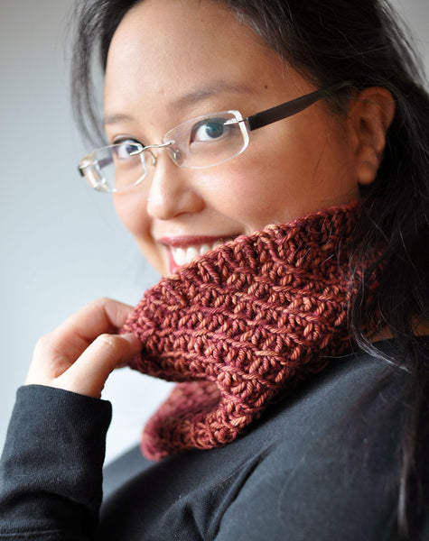 Cross Stitch Cowls pattern