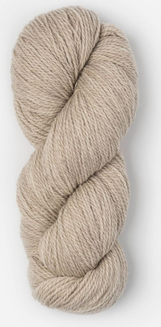 Blue Sky Fibers Woolstok Yarn in the color Driftwood (tan)