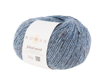 Rowan Felted Tweed Yarn in the color Duck Egg 173