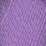 Encore Starz yarn in the color Medium Lavendar G033