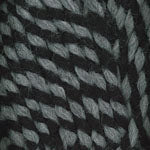 Plymouth Encore Mega Yarn in the color Black Gray Marl  365