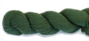 HiKoo Cobasi yarn in the color 50 Forestry (green)