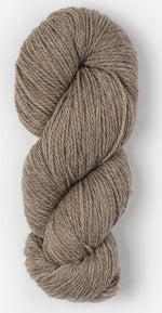 Blue Sky Fibers Woolstok Yarn in the color Gravel Road (taupe)