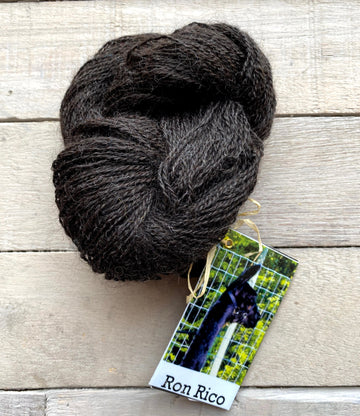 Fort Fisher Suri Alpaca Fingering - Natural Colors