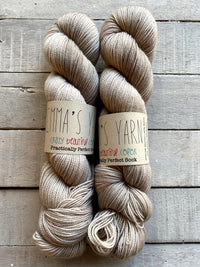 Emma's Yarn Practically Perfect Sock in the color Beach Please