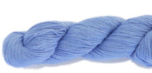 HiKoo Cobasi yarn in the color Iris Blue 12